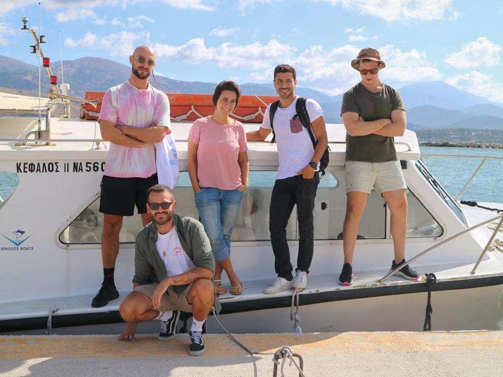 Ιταλοί δημοσιογράφοι και influencers επισκέπτονται μονάδες της ΕΛΟΠΥ 1