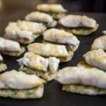 Πιάτο 2 με ψάρια Fish from Greece στη συνέντευξη τύπου της ΕΛΟΠΥ
