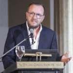 O Απόστολος Τουραλιάς, πρόεδρος της ΕΛΟΠΥ, στην κοπή της πίτας 2020
