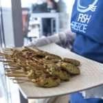 Πιάτο 2 με ψάρια Fish from Greece - Κοπή πίτας 2020