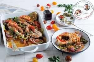 Μαγιάτικο ψάρι αλά σπετσιώτα - Συνταγή του προγράμματος «Μαγειρεύω-Ενδυναμώνω»